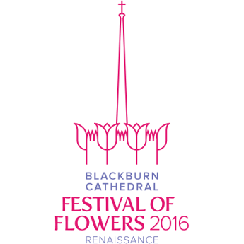 Blackburn Cathedral Festival of Flowers Logo-S