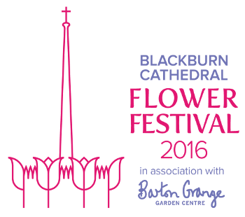 Blackburn Cathedral Flower Festival