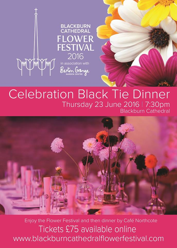 Black Tie Celebration Dinner (SOLD OUT)